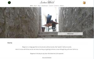 Screenshot Sartoria Michele