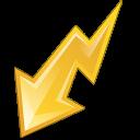 lightening bolt icon